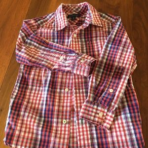 Tommy Hilfiger boys shirt
